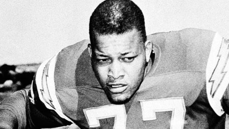 State Your Case: Ladd Was Anchor of Pro Football's First Fearsome Foursome