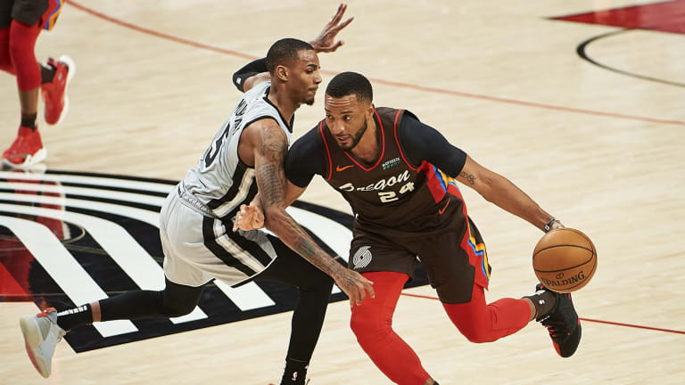 Report: Norman Powell Declining Player Option, Remains top Priority for Trail Blazers