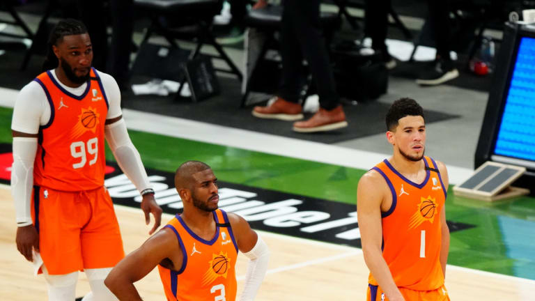Report About Chris Paul's Status With Phoenix Suns