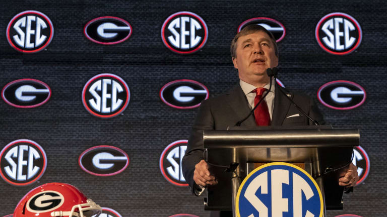 Mr. CFB: Georgia's Smart Says Bulldogs Are Embracing Great Expectations