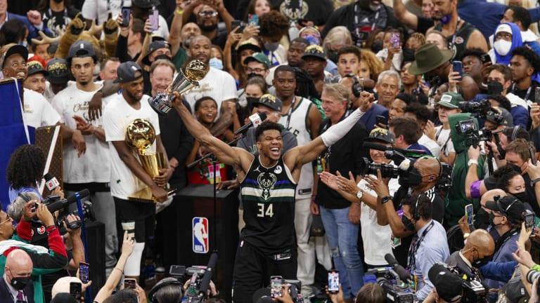 2021 NBA Season Concludes With Milwaukee Bucks as Champions