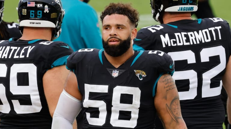 Jaguars 2021 Training Camp Position Battles To Watch: Bryan, Costin and Tufele Compete for Three-Technique
