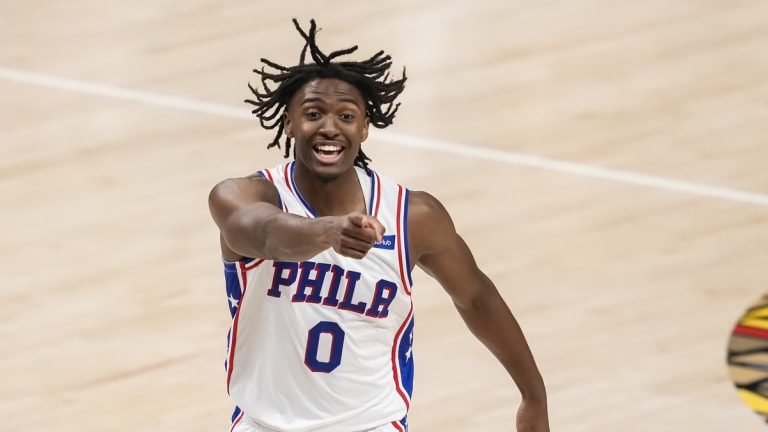 Tyrese Maxey Expected to Throw First Pitch at Phillies Game Saturday