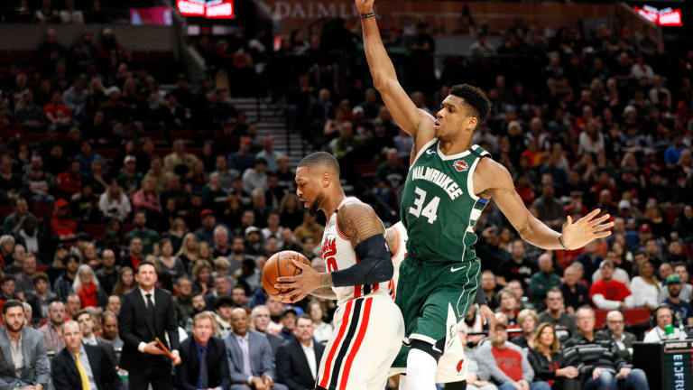 Why Portland's Title Path Will Be Much Tougher Than Milwaukee's