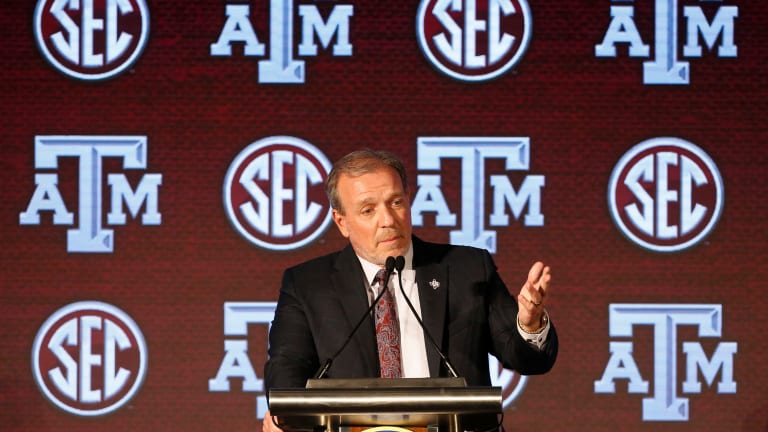 Around The SEC: Texas A&M Just Getting Started Under Jimbo Fisher