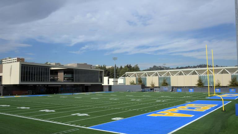 UCLA Football Practice Report: September 21