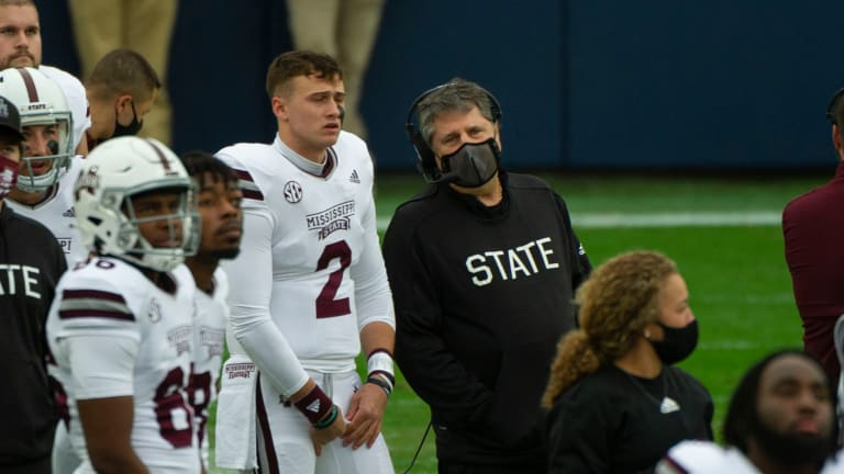 Everything Mississippi State Head Coach Mike Leach Said at SEC Media Days