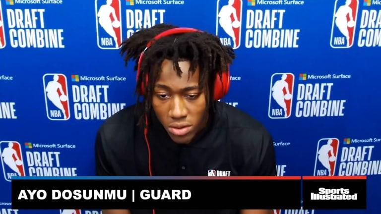 NBA Draft: Ayo Dosunmu's Hard Work Set to Pay Off