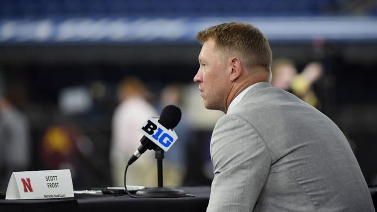 Nebraska, Frost under investigation for possible NCAA violations