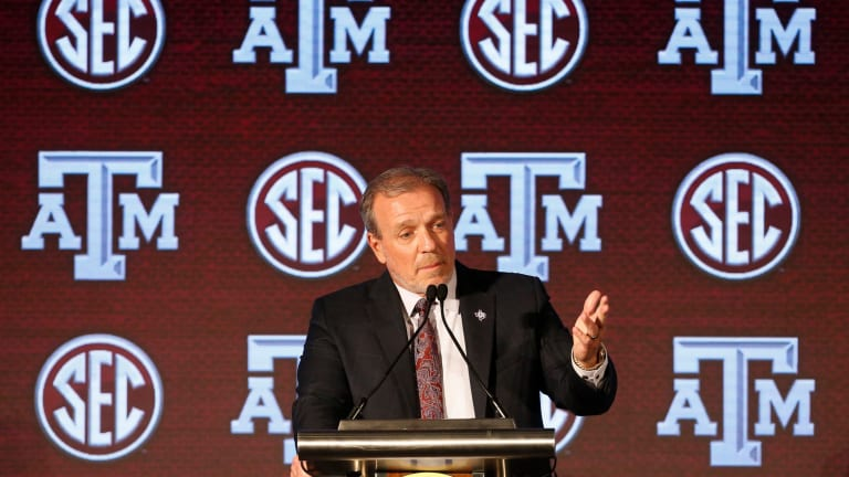 Mr. CFB: The Aggies Don't Want Texas-OU In The SEC. Will It Matter?