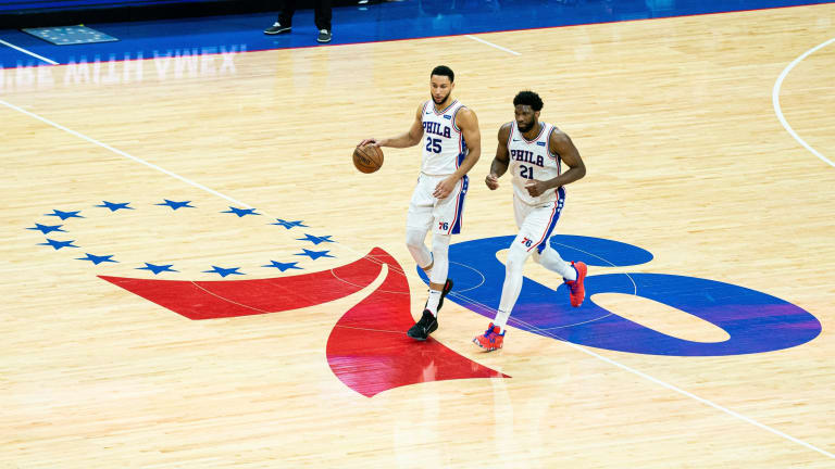 Sixers Near Top of Power Rankings for Next Season