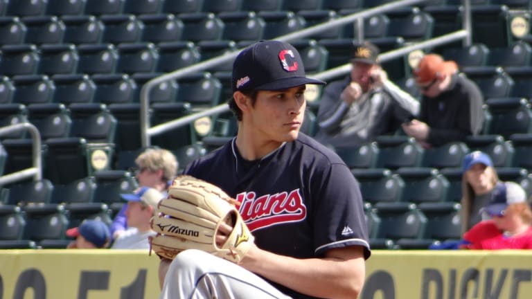 This Young Cleveland Indians Pitching Staff and Potential It Brings