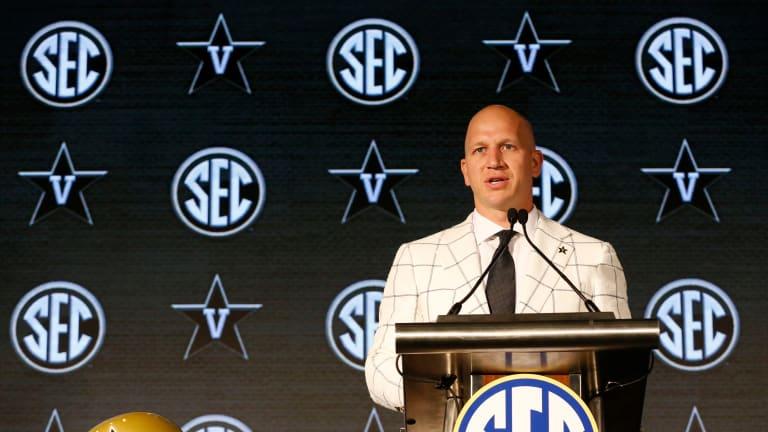 Around The SEC: Clark Lea Restarting Vanderbilt Football In His Image