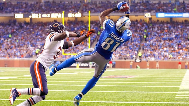 """Will Calvin Johnson Thank Lions in Canton Speech? """"I Got Nothing to Say"""""""