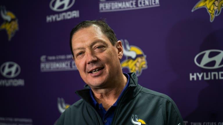 Vikings Dismiss O-Line Coach Rick Dennison For Refusing COVID-19 Vaccine