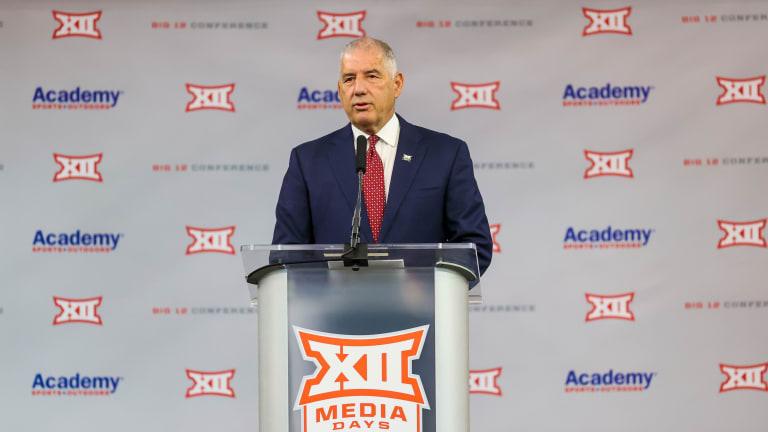 Report: Big 12 discussed Pac-12 merger, 20-team mega conference