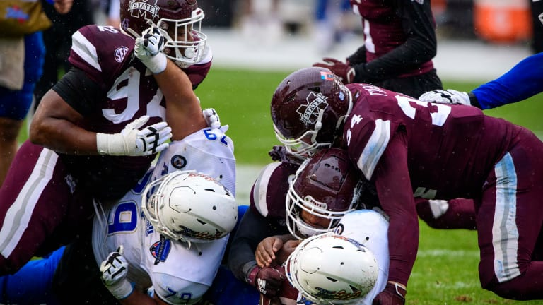 Mississippi State Finishes Last in SEC West Media Poll
