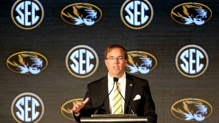 Around The SEC: The Eli Drinkwitz Show Could Bring Missouri Back To SEC East Top