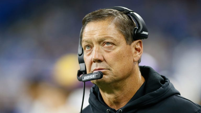 Report: Vikings and Rick Dennison Reach Agreement for Him to Remain With Team
