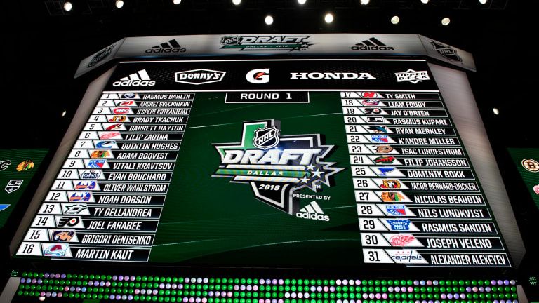 Winners and Losers of the 2021 NHL Draft