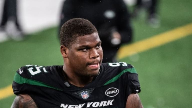 Alabama in the NFL: New York Jets Place DL Quinnen Williams on PUP List