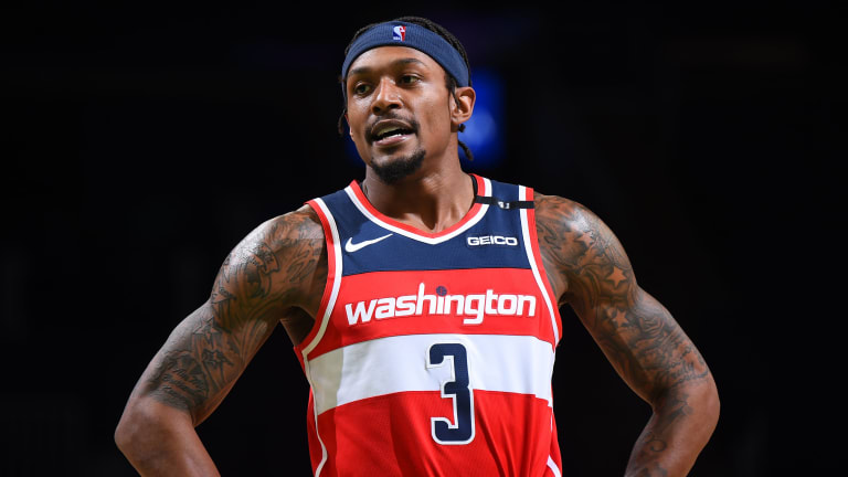 Report: Bradley Beal Wanted Former Clippers Assistant Sam Cassell as Head Coach