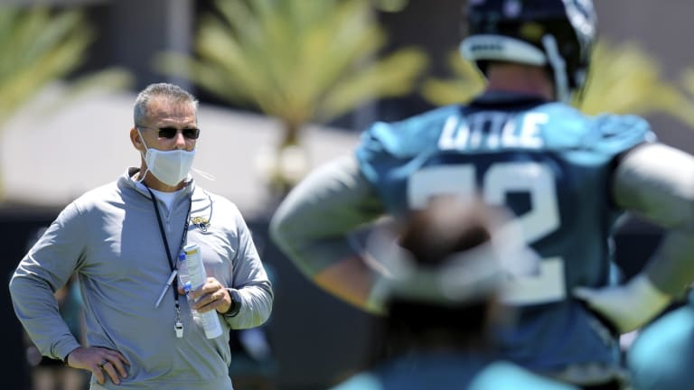 Jaguars 2021 Training Camp: Dates, Times, Storylines To Track