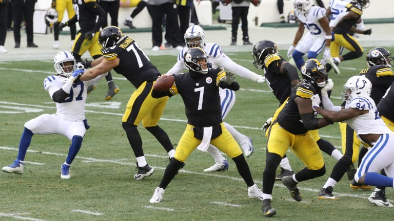 Draft Review: Ben Roethlisberger, the QB from the Other Miami