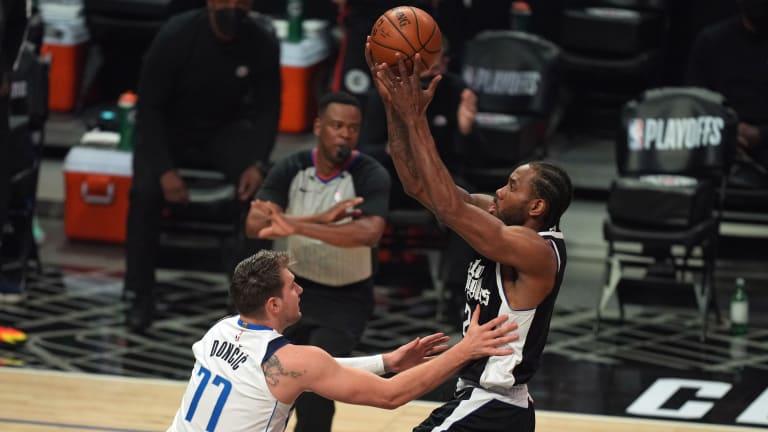 Report: Kawhi Leonard No Longer Being Pursued By Dallas Mavericks