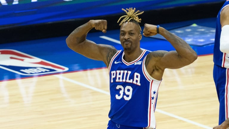 Dwight Howard Trying to Add New Element to His Game