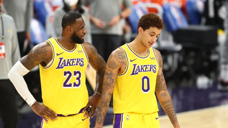 Report: Lakers Offered Kyle Kuzma To The Pacers In Deal That Was Rejected
