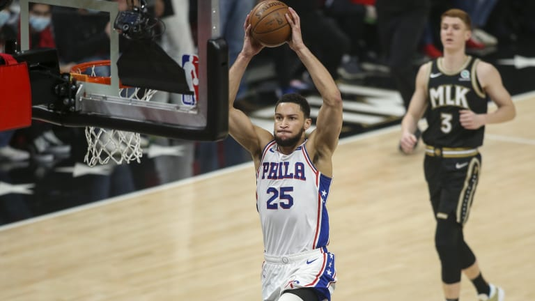 Report: Toronto Among 3 Teams 'Most Likely' to Land Ben Simmons