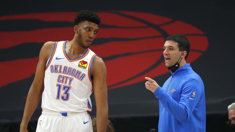 Report: Thunder Not Expected to Keep Former Sixers Center Tony Bradley