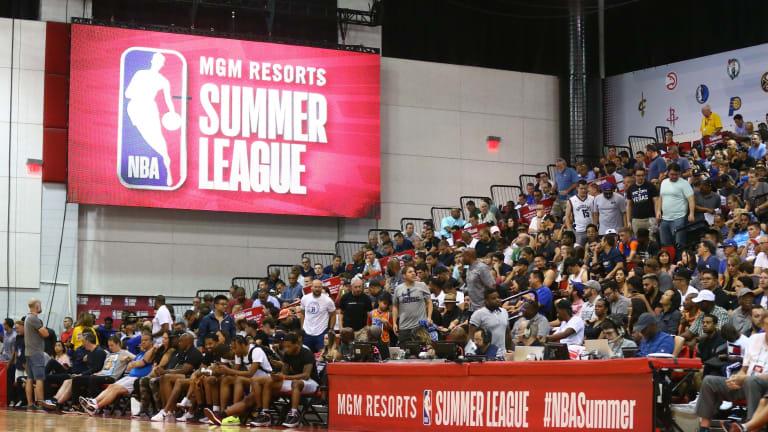 NBA Releases Philadelphia 76ers 2021 Summer League Schedule