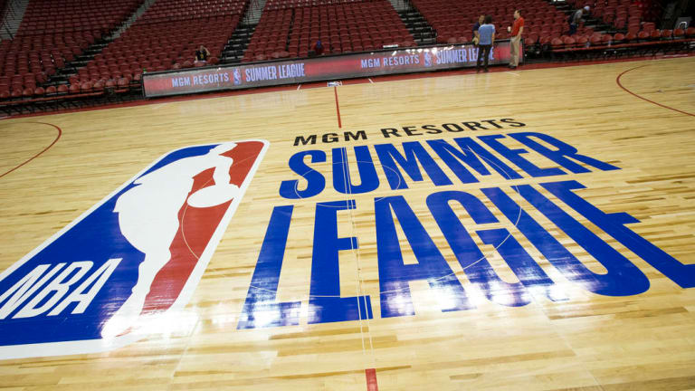 Clippers to Face Lakers in Summer League