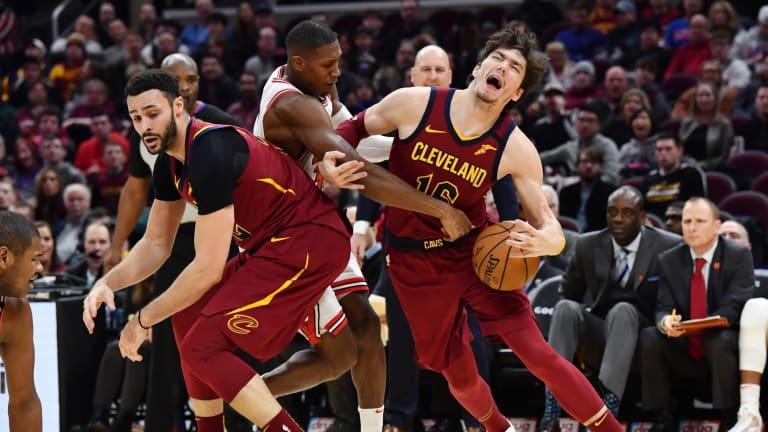 Report: Cavaliers Looking to Trade Cedi Osman, Larry Nance Jr.