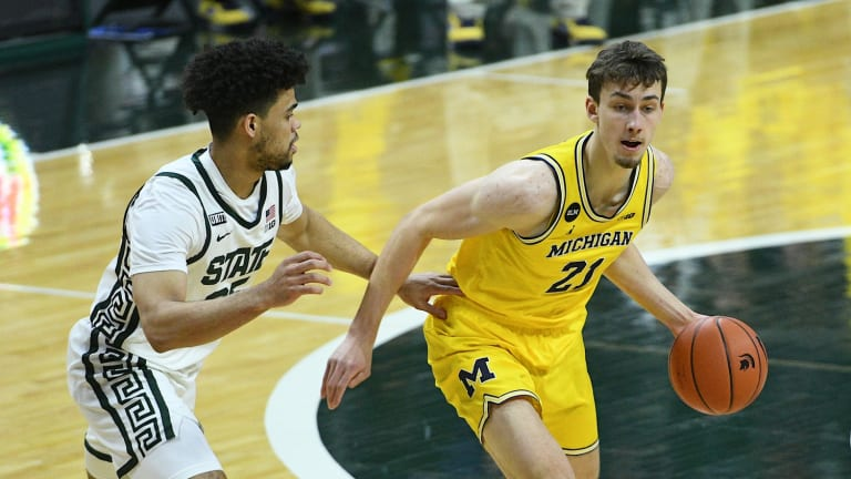 Big Ten Basketball Player Projections for the 2021 NBA Draft