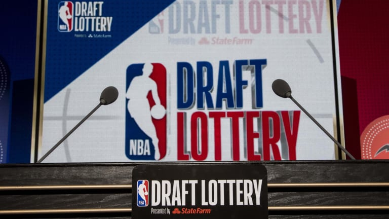 Here's How To Watch The NBA Draft Tonight