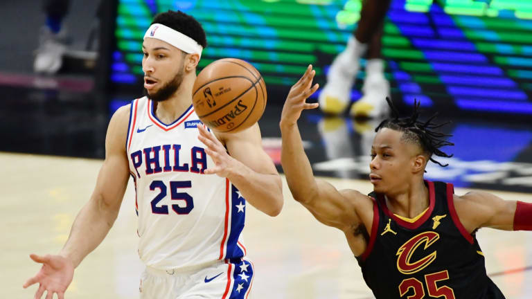 Cleveland Cavaliers Wouldn't Consider Sixers' Expensive Price for Ben Simmons