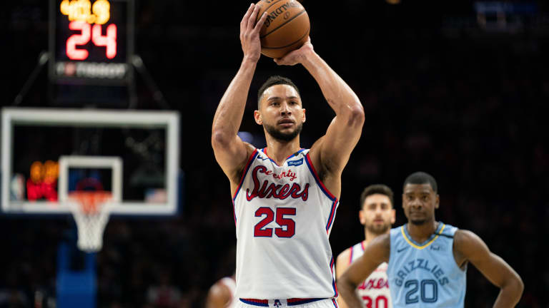 Sixers Rumors: Philly's Looking to Trade Ben Simmons During Draft