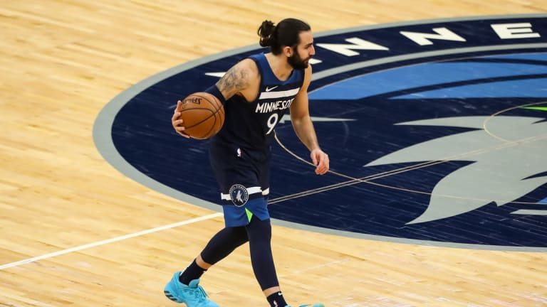Report: Clippers Doing 'Trade Due-Diligence' on Ricky Rubio