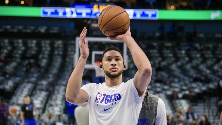Sixers, Warriors Had Short-Lived Trade Discussion Regarding Ben Simmons