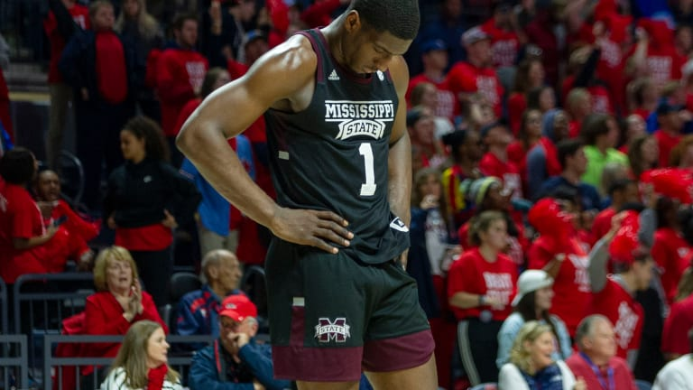 Where Mississippi State Ranks in NBA Draft Production