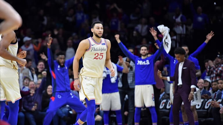 Sixers Rumors: Philly's Front Office in no Rush to Deal Ben Simmons