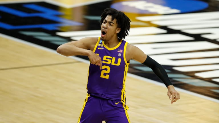 Blazers Sign LSU Forward Trendon Watford to Two-Way Contract