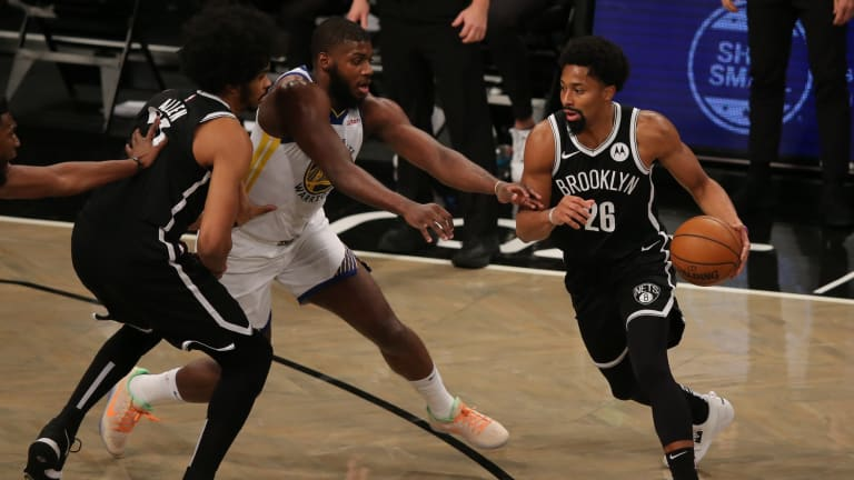 Report: Raptors Among Teams Expected to be Interested in Spencer Dinwiddie