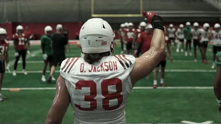 Glimpses of First Practice of Fall Camp
