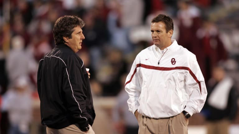 Mike Leach Is the Only Current SEC Head Coach to Run a Program in the SEC, Big 12