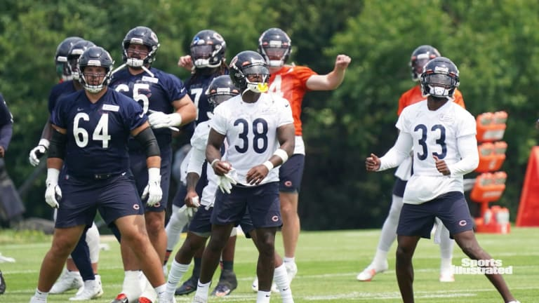 Sense of Urgency Key with Bears Decisions