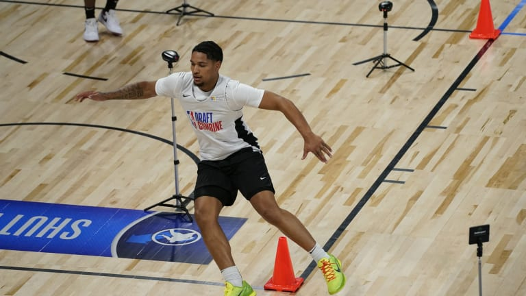 NBA G League Ignite's Daishen Nix to Play With Sixers' Summer League Squad